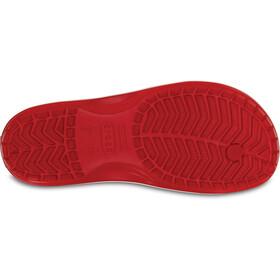 Crocs Crocband sandaalit, pepper/white